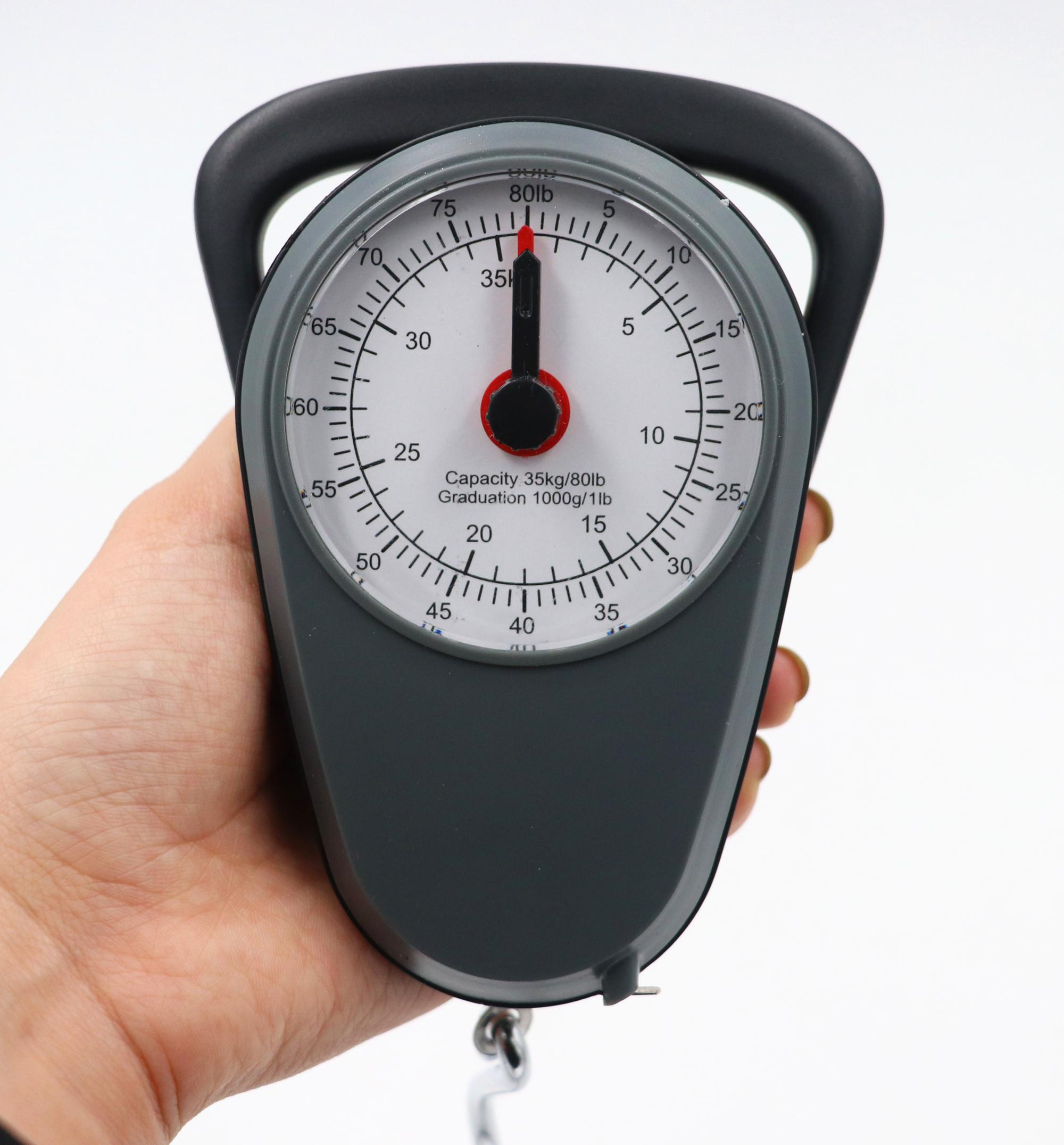 35kg Best Mechanical Small Non Digital Weight Scale Color Og