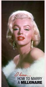 74efcc2d45919 Get Quotations · Marilyn Monroe Fiber Reactive Beach and Bath Towel - How  to Marry a Millionaire