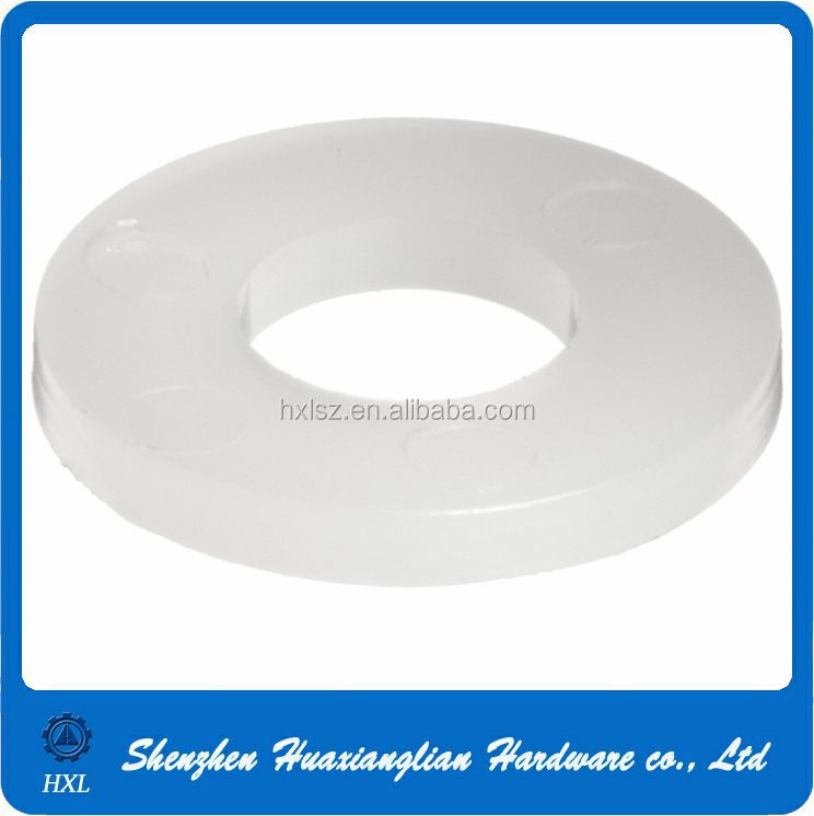 High Precision Chinese Factory Made White Nylon Lock Washer