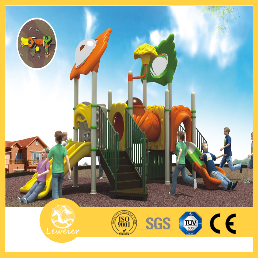Outdoor Slide Equipment with Competitive Price for Adventure Playgrounds with Kid Playground