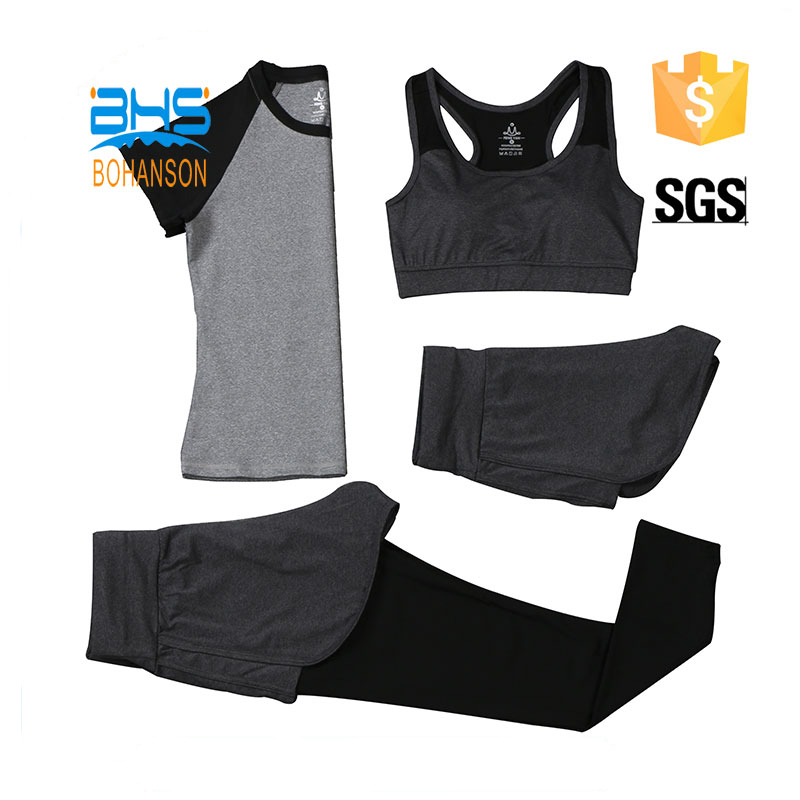 Wholesale Private Label Sport Fitness Gym Wear Women Yoga Clothing