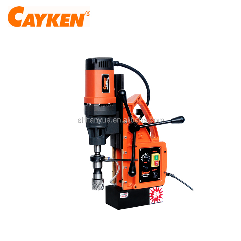 CAYKEN 98MM Core Drill Diameter Magnetic Drilling Machine Sus410 Stainless Steel Self Drilling Screw