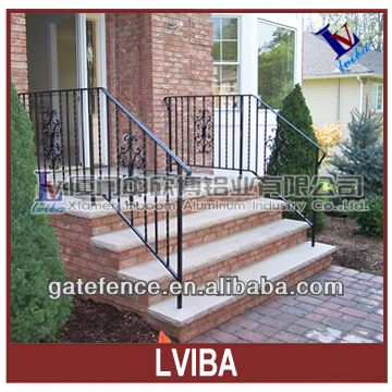 Outdoor Wrought Iron Railings, Outdoor Wrought Iron Railings Suppliers And  Manufacturers At Alibaba.com
