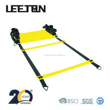 Hot Selling Adjuatable Quick Step Plastic Folding Agility Speed Ladder