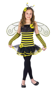 teen busy bee costume kids queen bee costume with fairy wing