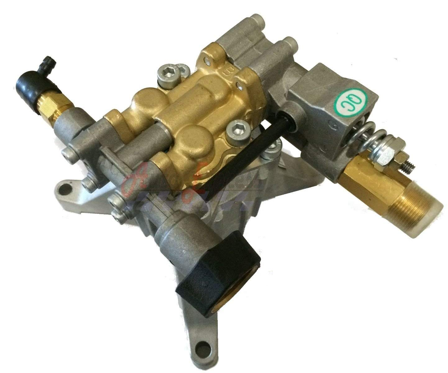 3100 PSI POWER PRESSURE WASHER WATER PUMP Upgraded Simpson MSV3000 --P#EWT43 65234R3FA740803