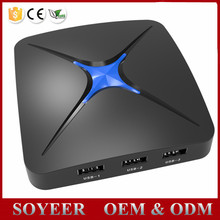 Google Ott Tv BoxT96N Android 5.1 Rk3229 Quad Core Android Tv Box