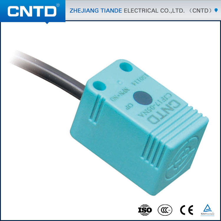 CNTD Hot Products For Sell High End NO Infrared Motion Proximity Sensor Capacitive Switch