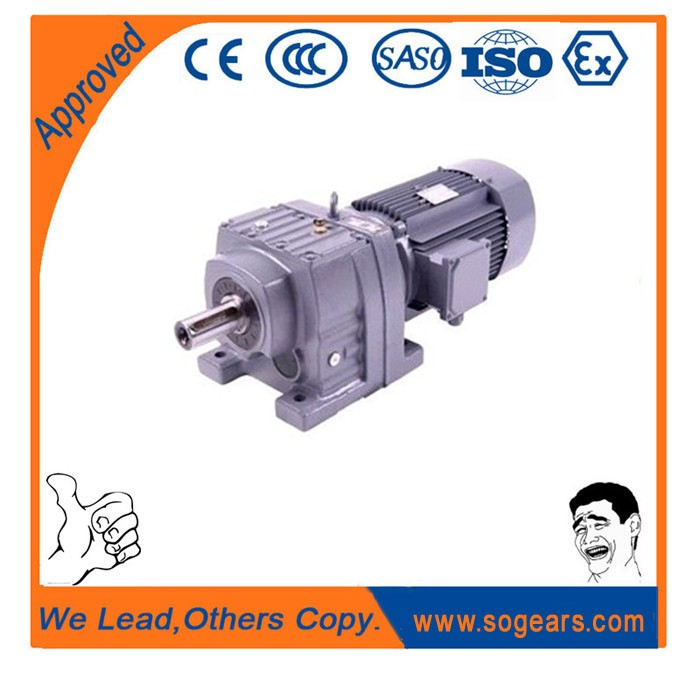 high bearing capacity and high torgue 1:1 ratio 90 degree gearbox