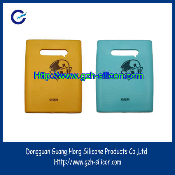Customized high quality stylish laptop silicone protective case manufacturer