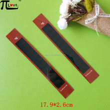 Custom cheap promotional giffts flexible plastic pvc cold room lcd thermometer