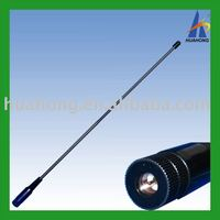 Dual band NA771 handheld two way radio antenna 145/435M RH771 orange colour lexible rubber antenna