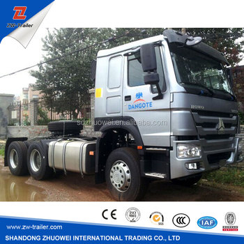 Howo Hp 371 6*4 Truck For Cameroon