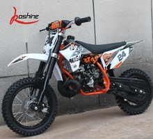 Koshine Motor <span class=keywords><strong>Gas</strong></span> Watergekoelde Motor Mini Dirt Bike 50CC