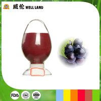 Grape skin extract natural herbal grape skin red powder
