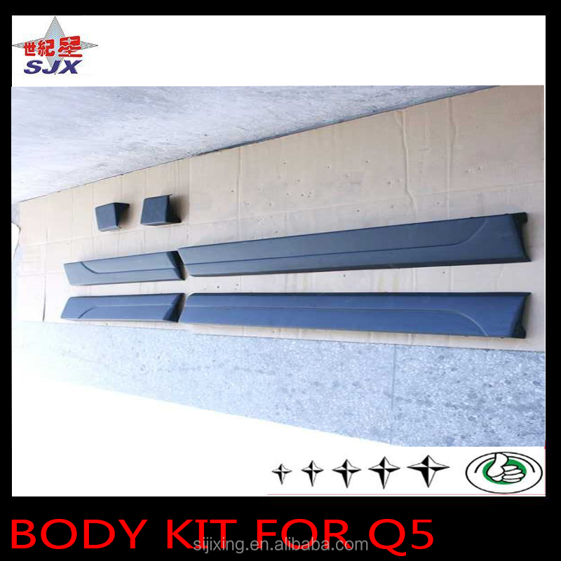 Wholesaler For Audi Q5 Body Kit Q5 PP Wide Bumpers