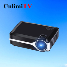 Customized new home theater multi media projector for moive