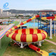 Great fun large outdoor water slide, fun mini water slides