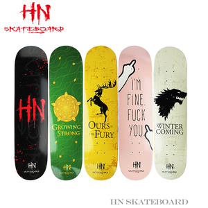 outdoor recreation Pro skateboard deck Complete Standard Skateboard mini Cruiser street boards OEM deck