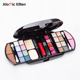 Top sale new idea complete travel set cosmetics eyes ads makeup kits
