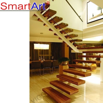 Chinese Metal Staircase Design Steel Wood Staircase Stair House