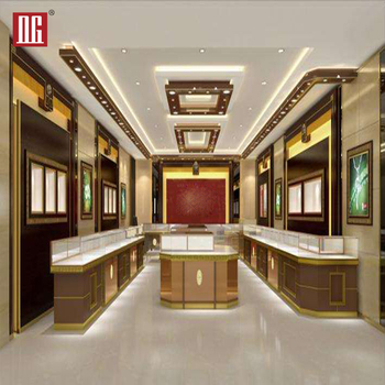 Jewellery Stand Designs : Indian pearl showroom design and jewelry display stand for earring