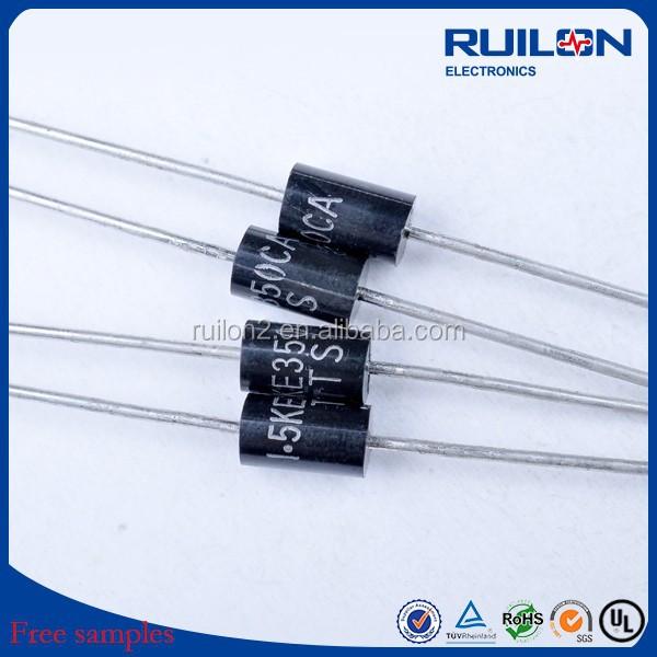 Diodo 25x p6ke10ca 10v 600w TVS voltage Supressor