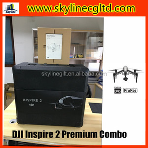 DJI Inspire 2 premium combo drone with DJI X5S camera and license