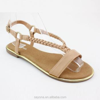 Comfortable Ladies Sandal Chappal Latest Ladies Flat Sandals
