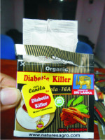 DIABETIC KILLER TEA fo DIABETIC Solution