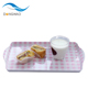 custom print melamine food tray
