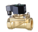 "Brass AC Normally Closed 11/4"" Port 0-10/kgf Pressure Solenoid Valve 24V"