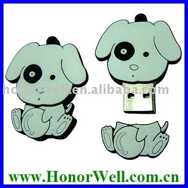 OEM Gift Animal Shape Usb Flash Drive