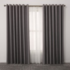 no MOQ high quality blackout royal luxury curtains for hotel rooms