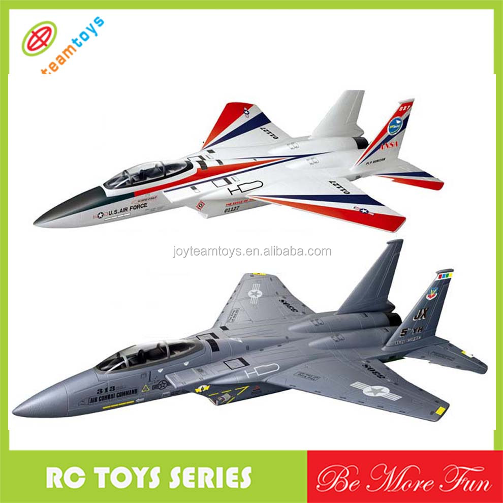 RTF F15 FIGHTER MODEL AIRCRAFT EOP BRUSHLESS DUCTED FAN RC JET