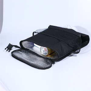 SUV Insulated Car Trunk Organizer with Cooler Bag