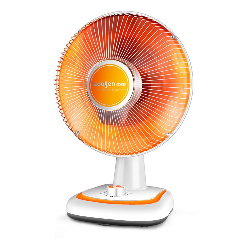 Netcosy Mini Portable Electric Heater,Personal Space Heater Fan Warm Air Blower Fan with 2 setting,Adjustable Heater Fan for Office,Indoor Use