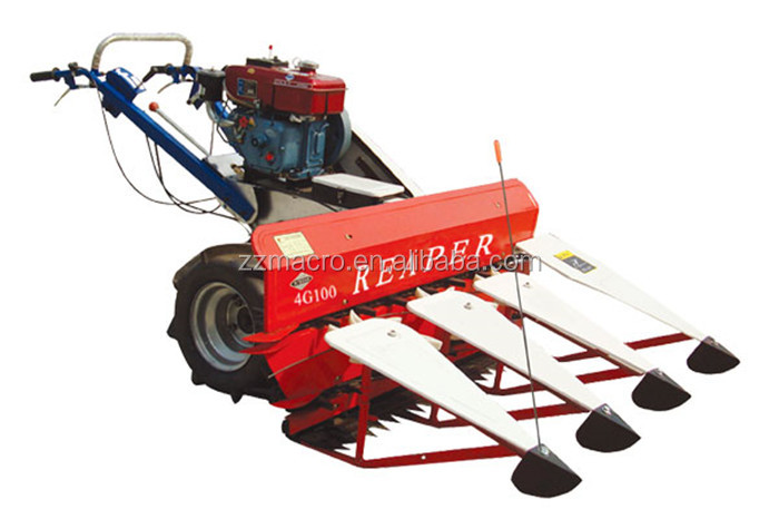 Reaper-binder/paddy Reaper Harvester/wheat Reaper Binder