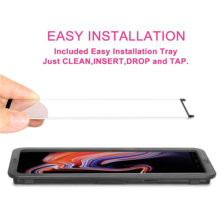 3D Note 9 screen protector,for galaxy Note9 tempered glass