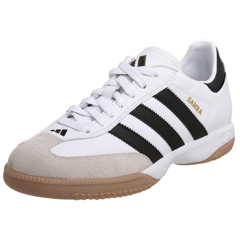 Get Quotations · adidas Performance Men s Samba Millennium Indoor Soccer  Shoe 28d54ac618c