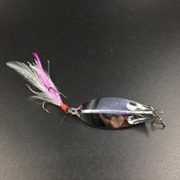 wood fishing lure