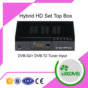 Mpeg4 HD DVB-T2 Digital Receiver Set Top Box