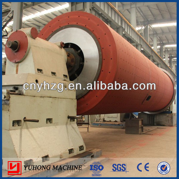 2014 China Henan YUHONG ISO9001 Approved Cement Dry Ball Mill/Clinker Grinding Ball Mill For Sale Home and Aboad