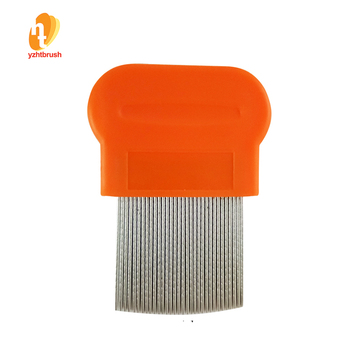 New Products Different Colorful Lice Comb