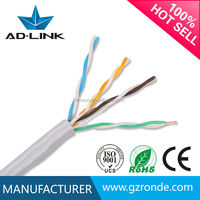 cat5e network cable 4P lan cable indoor 24awg copper Network Cable
