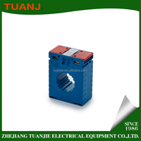 China hot-selling Miniature Voltage Current MES62-30 0.5class Ring Core Guide Rail Transformer CT