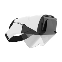 Virtual Reality VR BOX 2.0 II 3D Glasses Google Cardboard 3D Video Headset VR Glasses for Smartphones