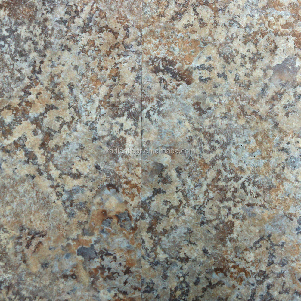 Heavy Duty Vinyl Floor Tiles Stone