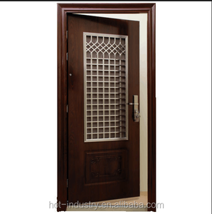 New Arrival Iron Designs For Flats Grill Steel Safety Door