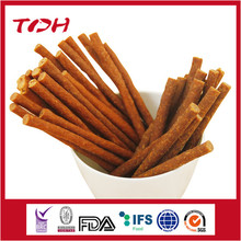 Natural Salmon Stick Private Label Dry Pets Food And Dogs Dental Chew Treats Snacks Factory Manufacturer